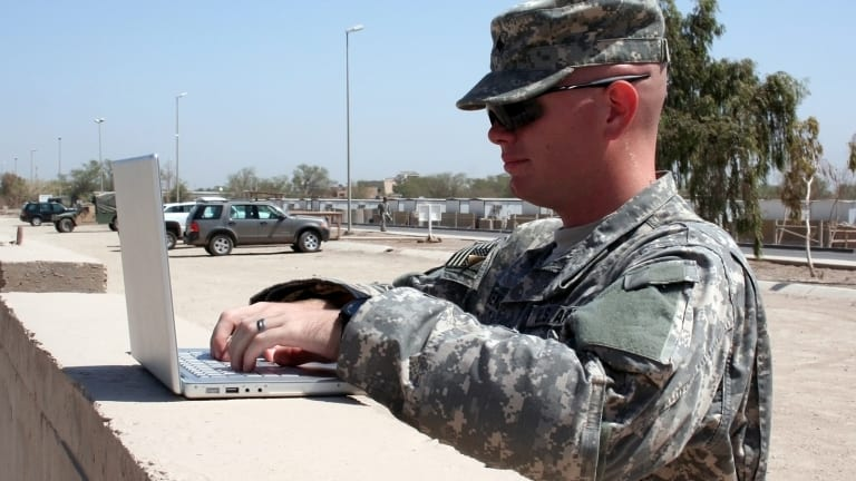 Military Members Are at a Higher Risk for Identity Theft -- From Family Members