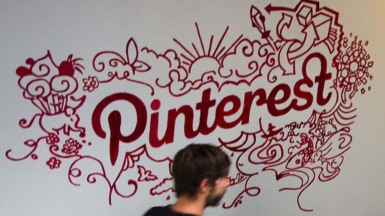 Pinterest Could Land a 'Pretty Big' Valuation If It Becomes a Public Company