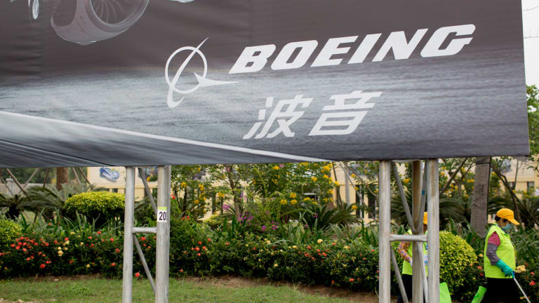 Boeing Top Views on Strong Commercial Airlines Business
