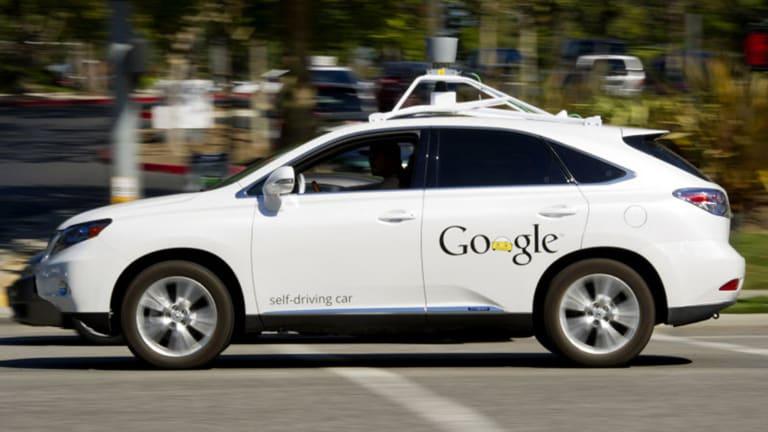 What Happens When Google's Robot Car Kills?