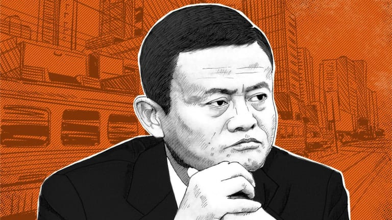 What Is Jack Ma's Net Worth?