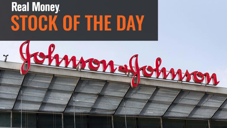 A Johnson & Johnson Equity Stake Is Out of the Question Right Now