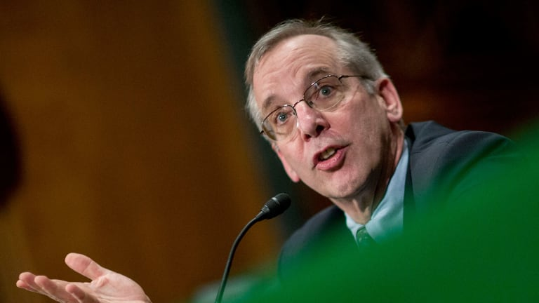 New York Chief's Exit Opens a Critical Role at Federal Reserve
