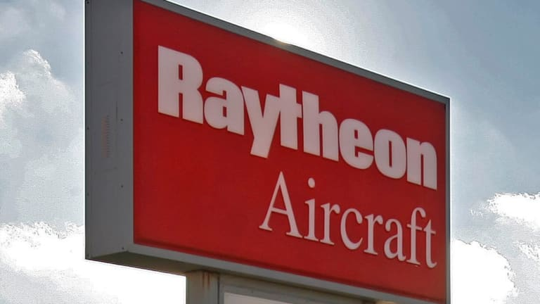 Raytheon, Israel Unveil Defense Missile Project