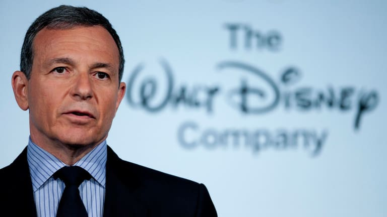 Disney Shares Fall as Company Misses Quarterly Earnings, Revenue Estimates