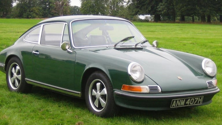 Should You Buy a Classic Porsche Instead of Stocks?