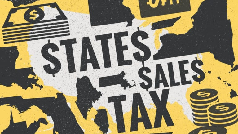 5 States Without Sales Tax