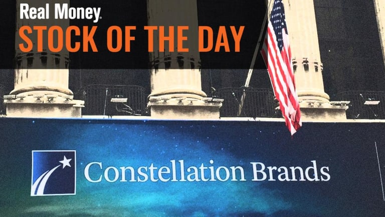 Constellation Brands Has a Visionary Take on the Future