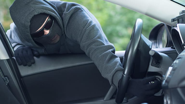 Nightmare in Your Driveway? Halloween Is Fright Night for Auto Thefts