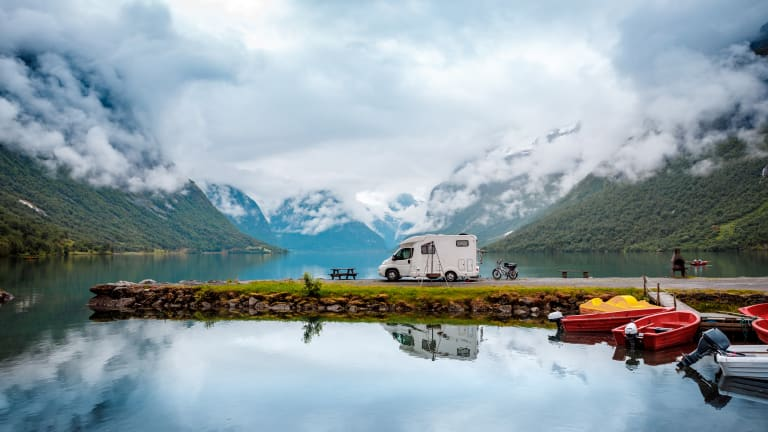 Making Americans Love RVs Again Is Proving Tough