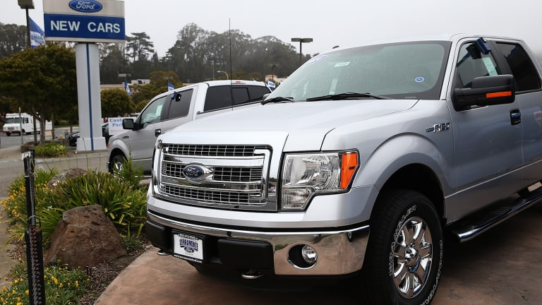 Ford and General Motors Just Proved (Again) America Really Loves Trucks
