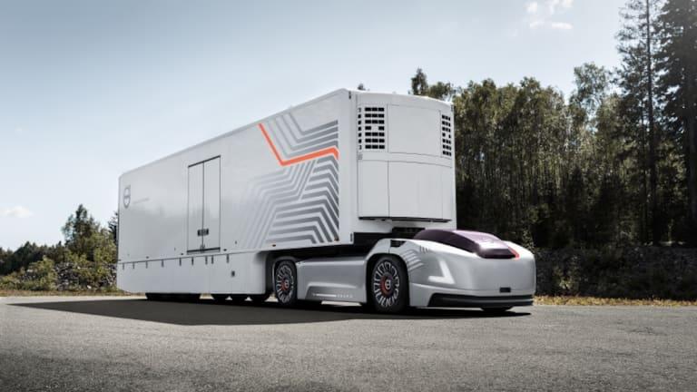 How Volvo Is Cruising Into the Autonomous Vehicle Race