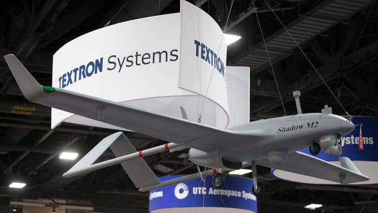Textron Pares Some Loses After Strong Quarterly Results