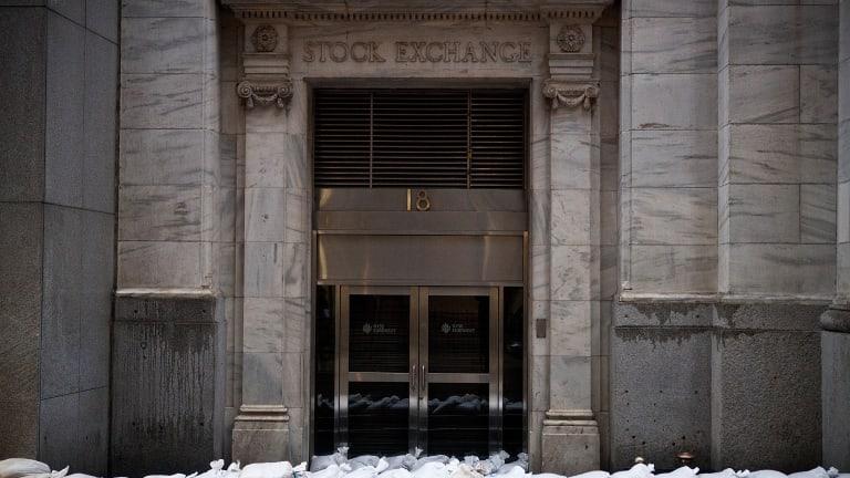 The Stock Market Has a Powerful Hurricane Barreling Toward Its Shores, Too