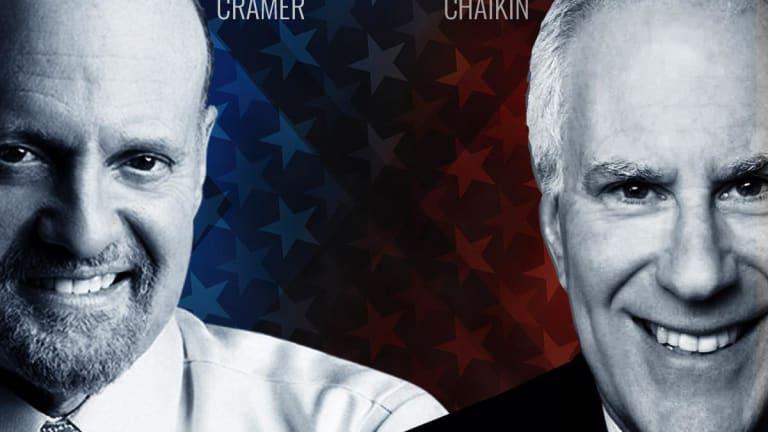 WATCH: Jim Cramer and Marc Chaikin Unveil Their Top Stock Picks