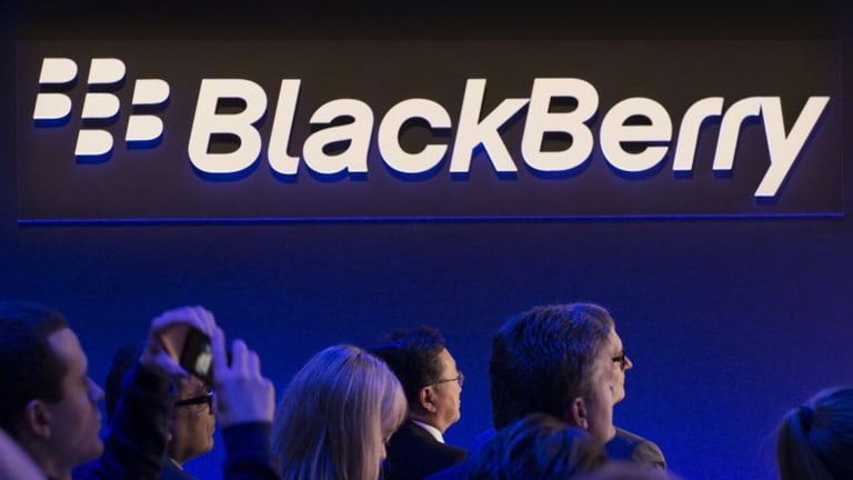 BlackBerry -- Who Knew? -- Wins 'Most Improved' From U.S. Consumers
