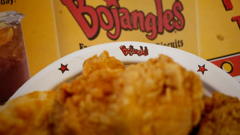 Bojangle's CEO Tries to Recapture Sizzle of Company's IPO