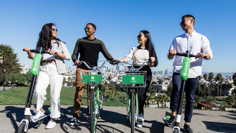 Why Big Tech Firms Like Google and Uber Are Pouring Money Into E-Scooters