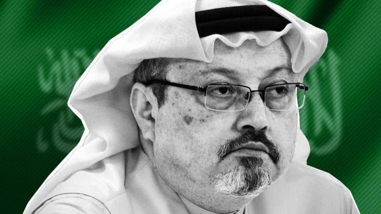 Jamal Khashoggi Among Killed Journalists Named TIME's 2018 Person of the Year