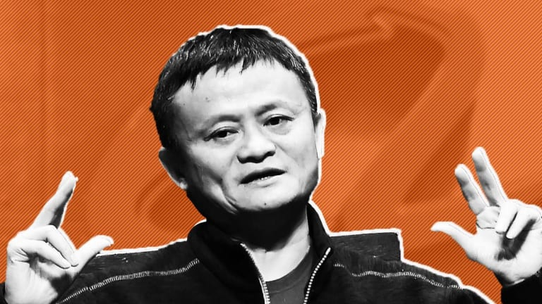Jack Ma's Departure From Alibaba Comes at a Critical Time for Chinese Tech Firms