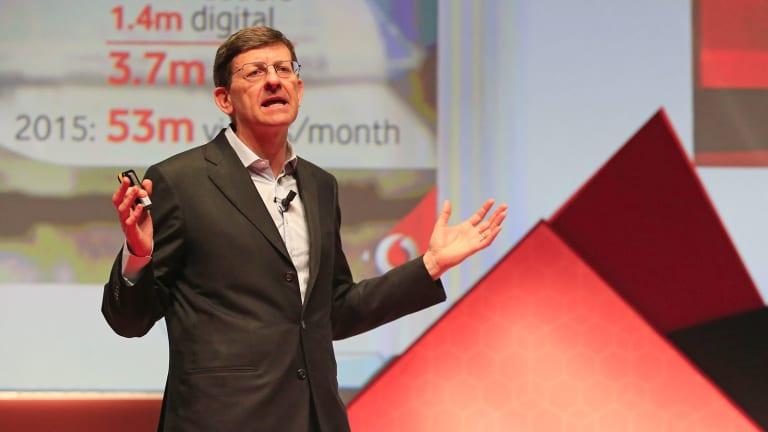Vodafone Raises Deutsche Telekom Challenge with $22 Billion Liberty Global Deal