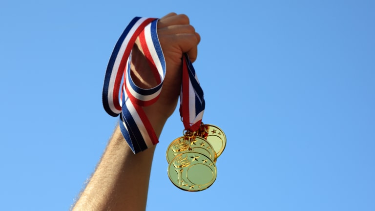 Here's How Much Gold Was Used for Winter Olympic Games Medals (It's Not Much)