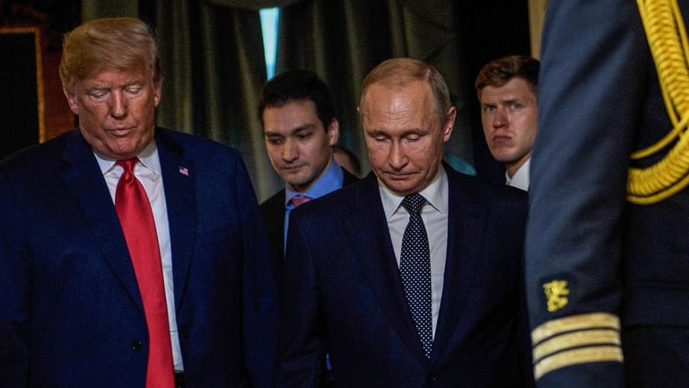 U.S.-Russia Relationship on the Mend After Trump Meets Putin
