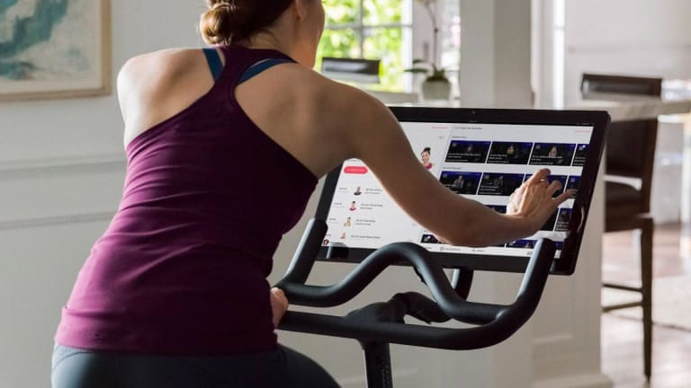 Peloton Shares Climb as Connected Subscribers Top 1 Million