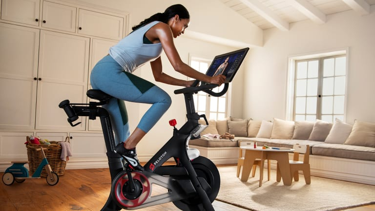 Peloton Cycles Higher After Analyst Boost