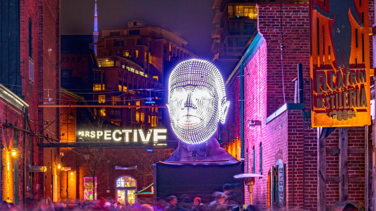 Take a Tour of Toronto's Hip and Historic Distillery District