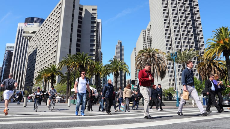 The Best U.S. Cities to Find a Job