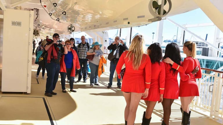 Try a Theme Cruise: Kittens, Beer, Star Trek, Rock, Fashion, Conspiracies, More