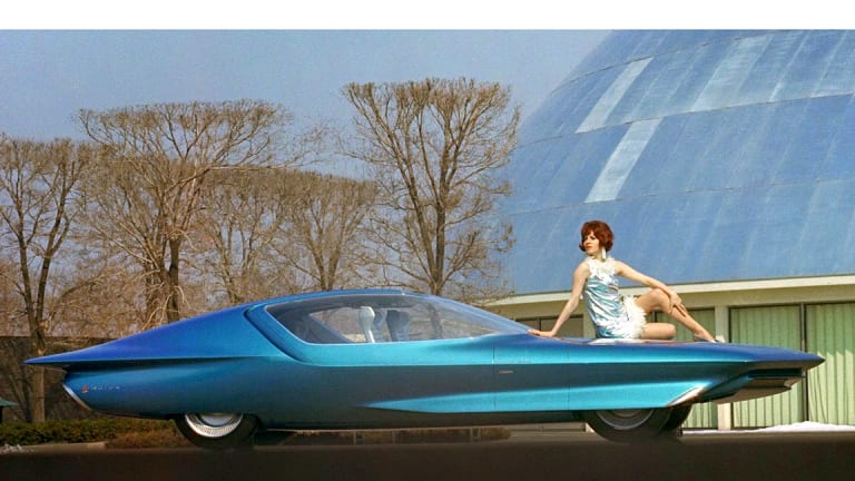 30 Mind-Blowing Concept Cars and Cars of the Future We Want to See Built
