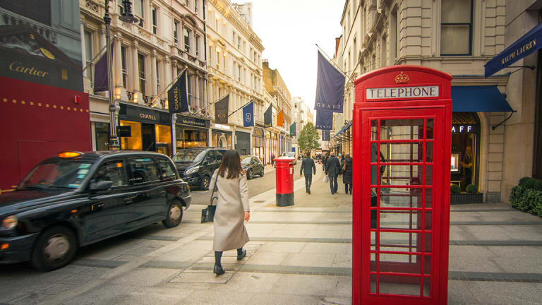 The Best Cities in Europe for Shopping