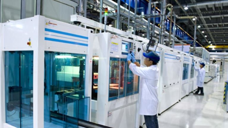 Applied Materials Rises in After-Hours Trading on Earnings