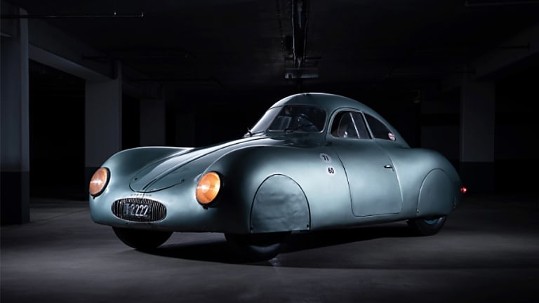 Classic 1939 Porsche Type 64 - 'The Ancestor of All Porsches' - Goes to Auction