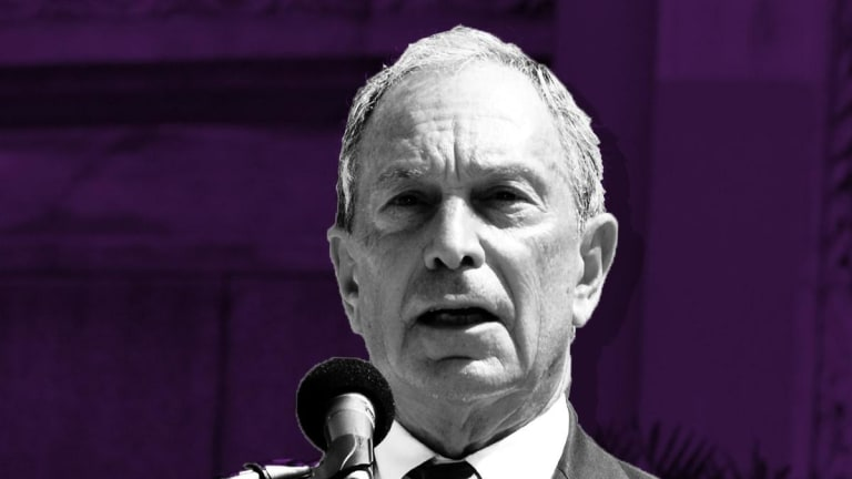 Bloomberg Sent This Email to Employees About Its Namesake's Run for President