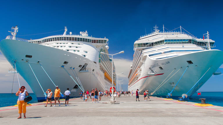 Cleanest Cruise Shipsin 2019 - and Those That Failed Their Inspection