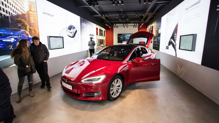 Now You Have Your Choice of All of These Electric Cars