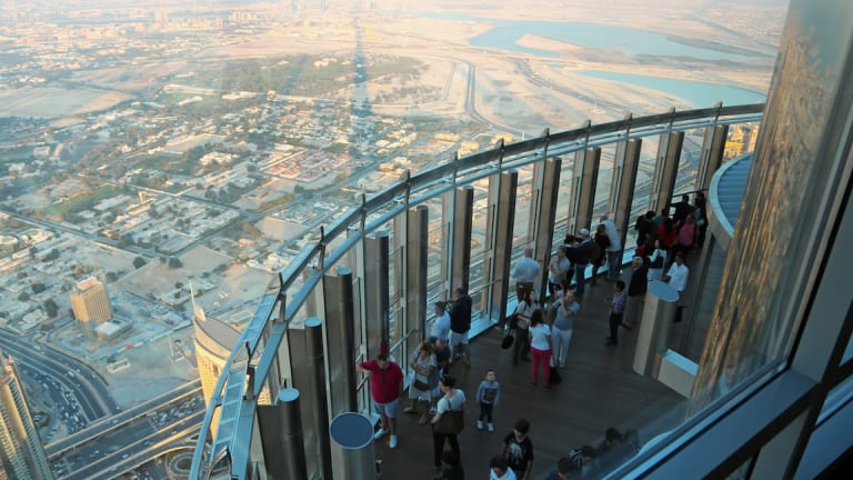 On Top of the World: The 20 Most Stunning Urban Views