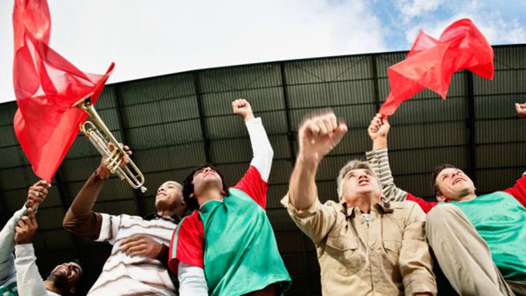 U.S. Advances in World Cup