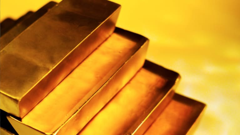 Gold Prices Rebound After Two-Day Dip (Update 1)