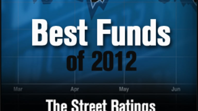 10 Best Equity-Income Funds for 2012