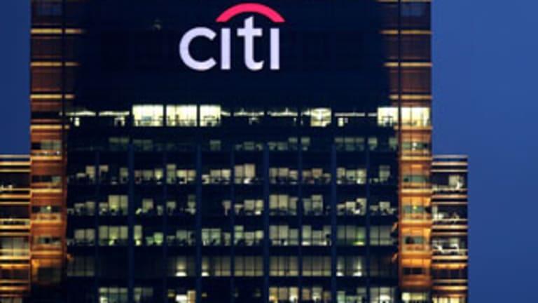 Citigroup: Financial Loser