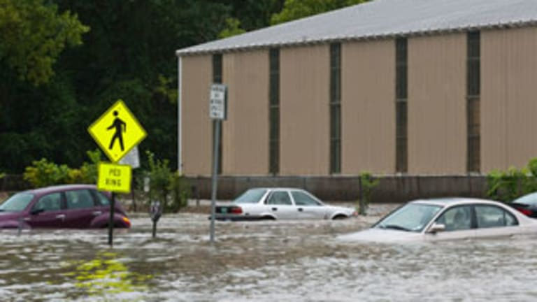Don't Blame the Flood Insurance You Didn't Buy