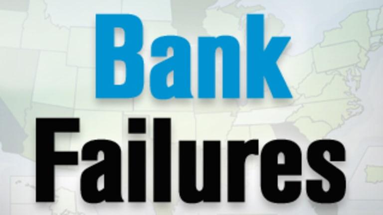 Three Banks Fail; 2011 Tally now 43