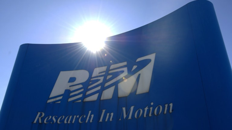 Research In Motion's Q2 Report: Live Blog Recap