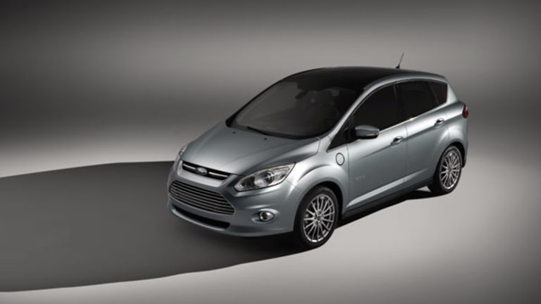 First Drive: Ford C-Max Energi