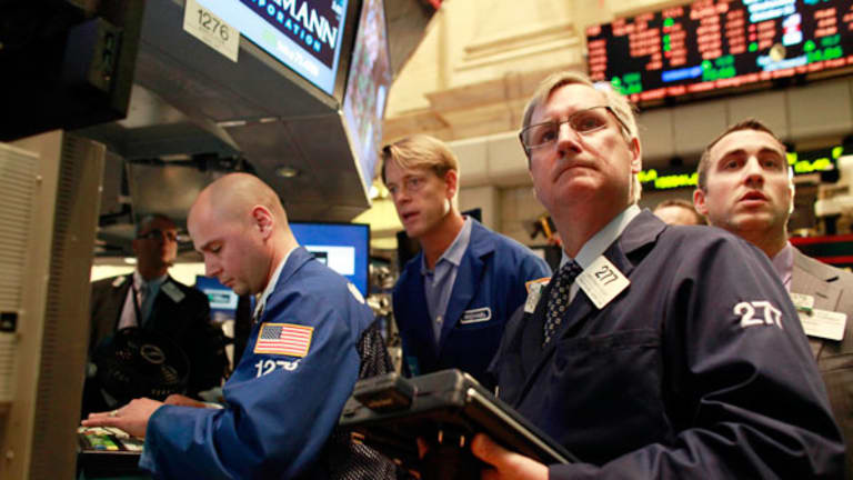 Stocks Slide as 'Fiscal Cliff' Pessimism Mounts