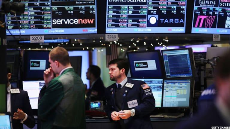 Stocks Finish Higher; Nasdaq Back Above 3000